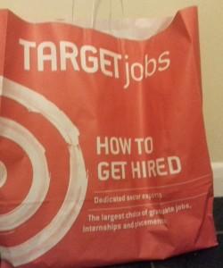 Target jobs bag