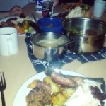 Chrimbo Dinners