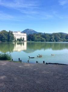 Leopoldskroner weiher, Salzburg