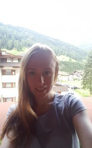 Photo of me on holiday in the Austrian Alps this summer.