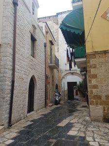 Bari old streets
