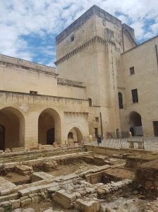 Lecce castle