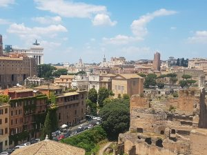 View in Rome