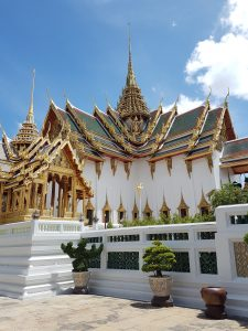 A photo of the Grand palace