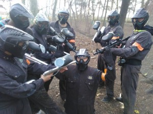 Computer Science Paintballing