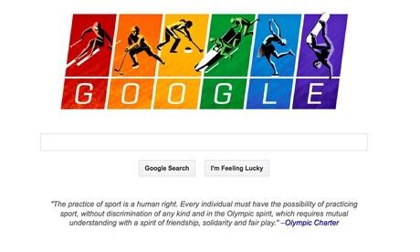 google sochi logo