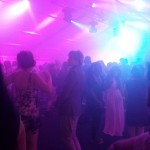 Silent disco at Great Gatsby Ball!