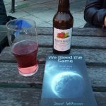My free book and drink :)(which wasn't free)
