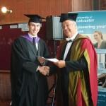Graduation and Goodbye