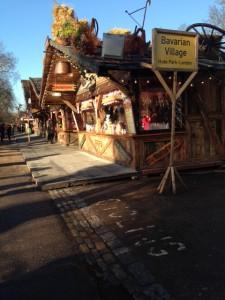 Bavarian Style Market