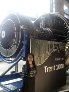 Rolls Royce Aircraft Engine 1