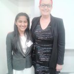 with Dr. Sue Black