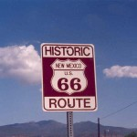 Show me the way, Route 66.