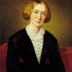 George Eliot, author of the never-ending novel 'Middlemarch'