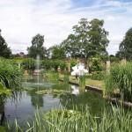 The beautiful Botanical Gardens
