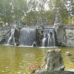 The Fontana dei Dodici Mesi at Parco del Valentino.