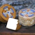 Support the Piedmontese economy! Buy Castelmagno cheese!