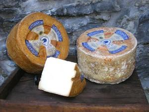 Support the Piedmontese economy! Buy Castelmagno cheese!