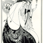 It was the decade to blame for Aubrey Beardsley, for a start.