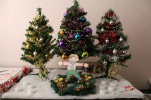 Merry Christmas Flat Stanley!