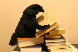 "And will I ever slumber deep, escaping this exhausting chore? Quoth the Raven, ""Nevermore."""
