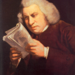 My choices are posthumously approved by Dr Samuel Johnson, so no disagreement allowed.