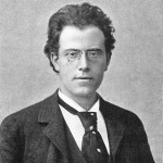 Gustav Mahler-strange enough to be the subject of a Ken Russell film.