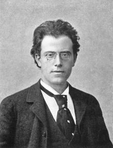 Gustav Mahler-strange enough to be the subject of a Ken Russell film.