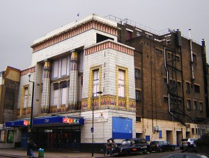Why would I choose a picture of a historic cinema that's since been turned into a bingo hall? What was I thinking?