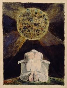 One of Blake's paintings