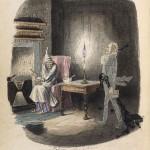 Marley's Ghost- original illustration