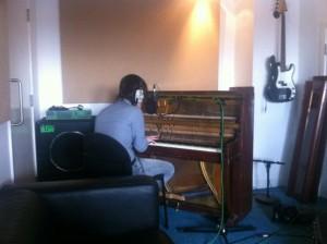 Matt Henshaw at the Piano
