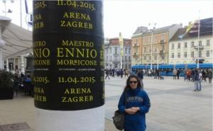 Ennio Morricone's concert in Zagreb, April 2015