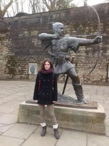Nottingham and Robin Hood
