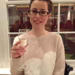 A little Prosecco to enjoy on my 25th birthday :)