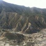Dryland Landscape in Almeria