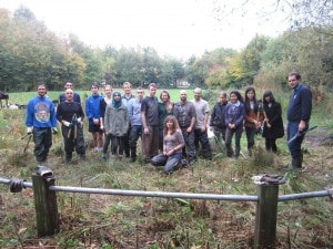 It was a really fun day though - and we will be doing another one very soon so keep an eye out on Environmental Action Society events to get involved!