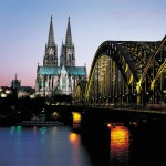 I don't have any images directly relating to the course. So here, have some images of Germany! First, Cologne.