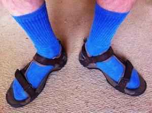 Socks & Sandals