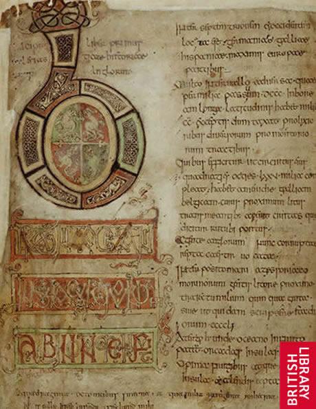 Bede ecclesiastical history latin