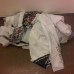 A bundle of mess