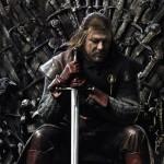 Sean Bean as Lord Eddard Stark in Game of Thrones