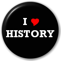 I love History badge