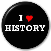 I love History badge