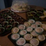 Kenya charity cake sale