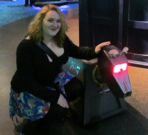 Me, K-9 and the TARDIS