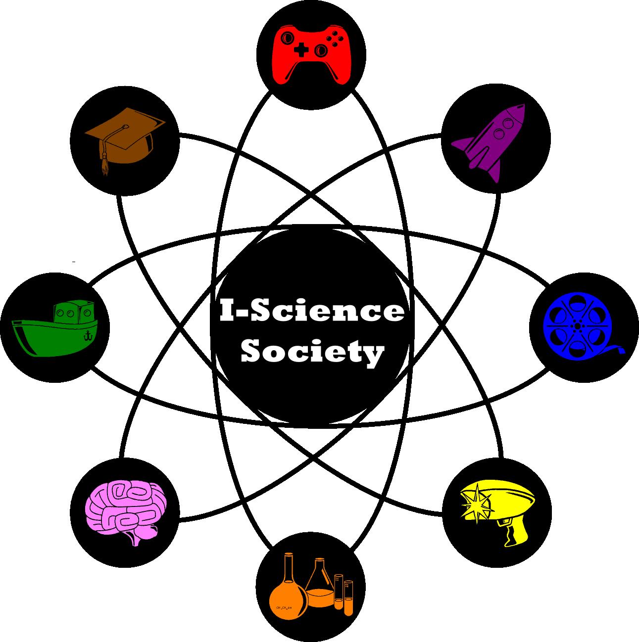 I-Sci Soc Logo