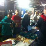 Freshers Fair and Starting Third Year