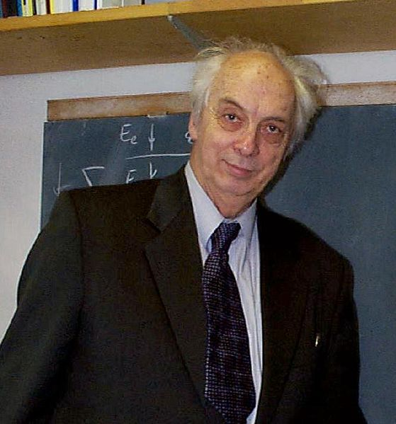 Victor Veselago was the first to consider materials with negative permittivity and permeability values, predicting that such materials would result in very strange properties. (Image Credit: Wiki).
