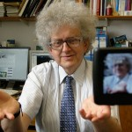 Professor Martyn Poliakoff's enthusiasm for chemistry (and great hair) have played a fundamental role in the success of Periodic Videos. Taken from Wikipedia.